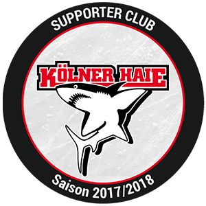 Logo Kölner Haie Supporter Club 2017/2018